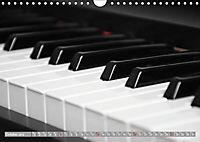 Music Magic of musical instruments (Wall Calendar 2019 DIN A4 Landscape) - Produktdetailbild 10