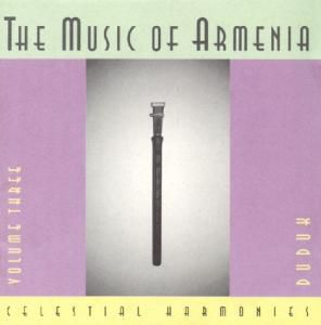 Music Of Armenia Vol.3, Gevorg Dabagian