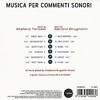 Musica Per Commenti Sonori - Produktdetailbild 1
