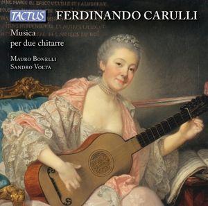 Musica Per Due Chitarre, Mauro Bonelli, Sandro Volta