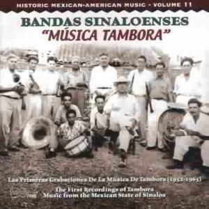 Musica Tumbaro, Bandas Sinaloenses