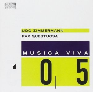 Musica Viva 05-Pax Questuosa, Zimmermann, Weigle, Br SO+Chor