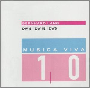 Musica Viva 10 - DW 8 / DW 15 / DW 3, Kovacic, Rosenfeld, So Des Br, Rundel