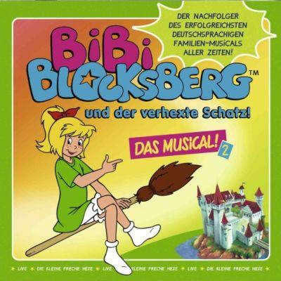 Musical 2 Der Verhexte Schatz, Bibi Blocksberg