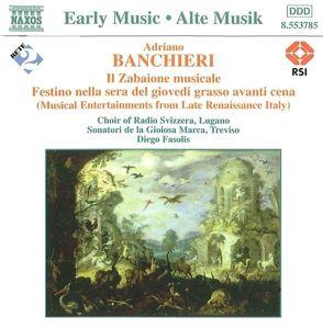 Musical Entertainments, Fasolis, Chor Radio Svizzera