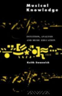 Musical Knowledge, Keith Swanwick, Prof Keith Swanwick