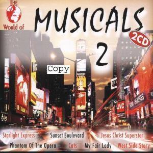 Musicals Vol.2, Diverse Interpreten