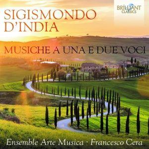 Musiche A Una E Due Voce, Ensemble Arte Musica, Francesco Cera
