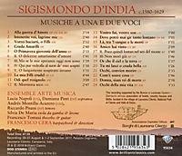 Musiche A Una E Due Voce - Produktdetailbild 1