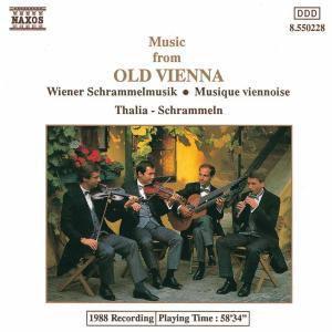 Musik Aus Dem Alten Wien, Thalia-Schrammeln Quartett