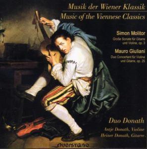 Musik Der Wiener Klassik, Duo Donath