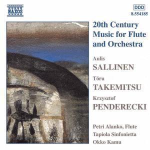Musik Des 20.Jhs F.Flöte U.Orc, Petri Alanko, Okko Kamu, Tapiola