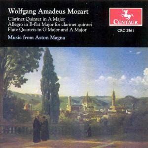 Musik From Aston Magna, Daniel Stepner