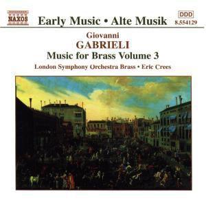 Musik Für Blechbläser Vol.3, Eric Crees, Lso