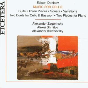 Musik Für Cello, Zagorinsky, Shmitov, Klechevsky