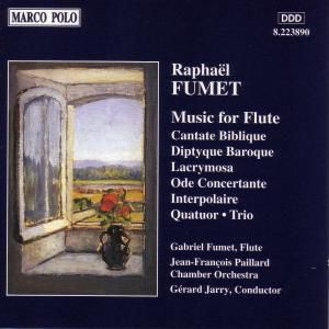 Musik Für Flöte, Fumet, Jarry, J.-F.Pail.Ch.Or