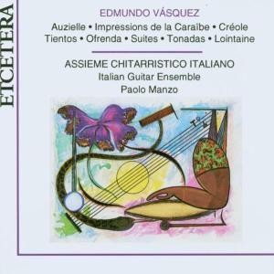 Musik Für Gittarren, Paolo Manzo, Assieme Chitarristico Italiano