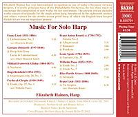 Musik für Harfe Solo - Produktdetailbild 1