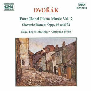 Musik für Klavier zu vier Händen Vol. 2, Silke-Thora Matthies, Christian Köhn