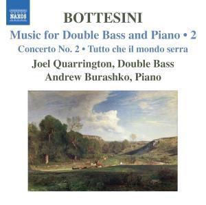 Musik Für Kontrabass Und Klavier Vol.2, Joel Quarrington, A. Burashko