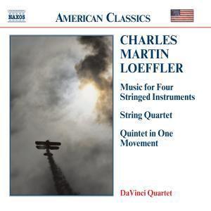 Musik für Streichinstrumente, Da Vinci Quartett