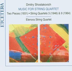 Musik Für Streichquartett, Eleonora String Quartet