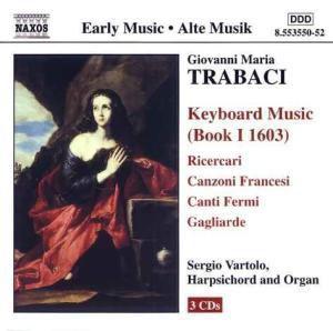Musik für Tasteninstrumente, Sergio Vartolo