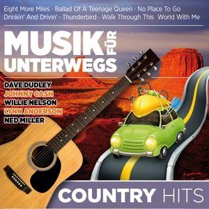 Musik für unterwegs - Country Hits, Diverse Interpreten
