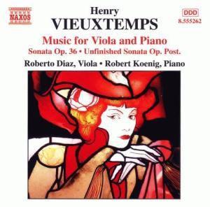 Musik Für Viola Und Klavier, Robert Diaz, Robert König