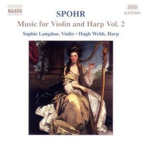 Musik für Violine und Harfe, Sophie Langdon, Hugh Webb