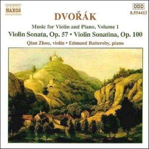 Musik für Violine und Klavier, Qian Zhou, Edmund Battersby
