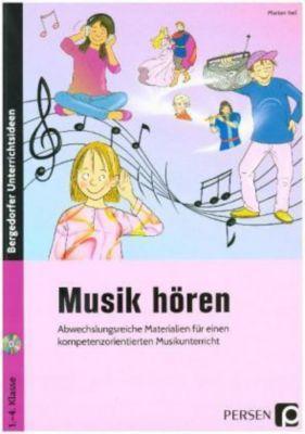 Musik hören, m. Audio-CD, Marion Keil