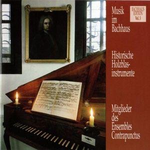 Musik Im Bachhaus: Historische Holzblasinstrumente, Carl Philipp Emanuel Bach