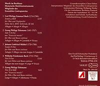 Musik Im Bachhaus: Historische Holzblasinstrumente - Produktdetailbild 1