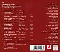 Musik Im Bachhaus: Historische Tasteninstrumente - Produktdetailbild 1