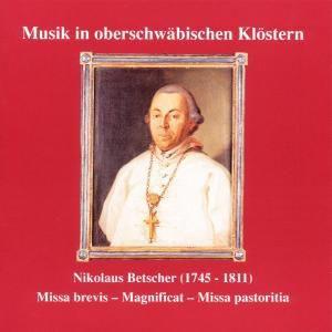 Musik In Oberschw.Klöstern Betscher, Nikolaus Betscher