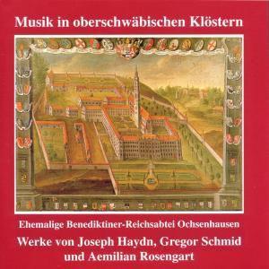 Musik in oberschwäbischen Klöstern, Diverse Interpreten