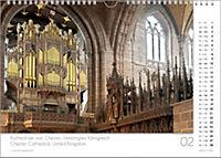 Musik-Kalender 2019. Die schönsten Orgeln der Welt. DIN-A-3 - Produktdetailbild 2