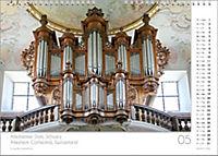 Musik-Kalender 2019. Die schönsten Orgeln der Welt. DIN-A-3 - Produktdetailbild 5
