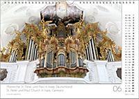 Musik-Kalender 2019. Die schönsten Orgeln der Welt. DIN-A-3 - Produktdetailbild 6