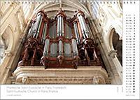 Musik-Kalender 2019. Die schönsten Orgeln der Welt. DIN-A-3 - Produktdetailbild 11