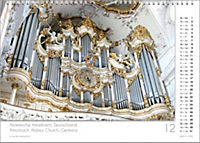 Musik-Kalender 2019. Die schönsten Orgeln der Welt. DIN-A-3 - Produktdetailbild 12