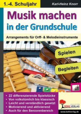 Musik machen in der Grundschule, Karl-Heinz Knorr