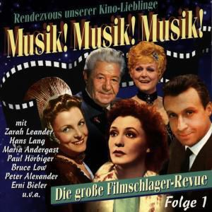Musik! Musik! Musik! Folge 1, Diverse Interpreten