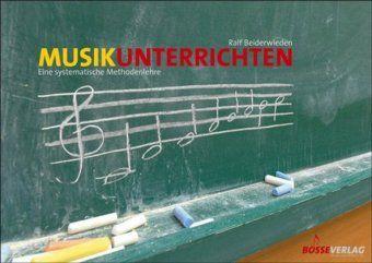 Musik unterrichten, Ralf Beiderwieden