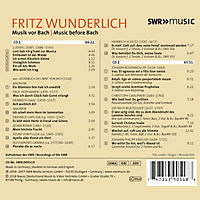 Musik Vor Bach - Produktdetailbild 1