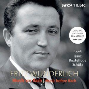 Musik Vor Bach, Fritz Wunderlich