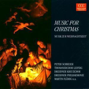 Musik zur Weihnachtszeit, Schreier, Thomanerchor, Dresdner Kreuzchor