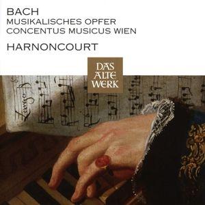 Musikalisches Opfer Bwv 1079, Nikolaus Harnoncourt, Cmw