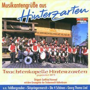 Musikantengrüsse aus Hinterzarten, Trachtenkapelle Hinterzarten
